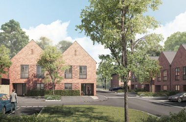 The Show Home is on its way