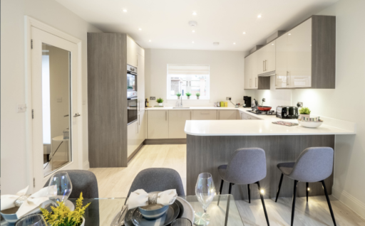 The Woodlarks Show Home is now available for viewings